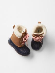 7. Gap Duck Boots