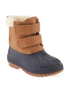 5. Old Navy Sherpa-Lined Snow Boots