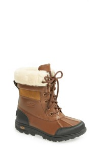 1. Ugg Butte II' Waterproof Leather Boot